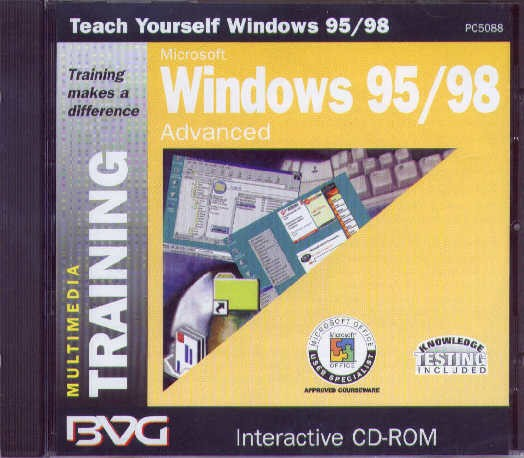 Teach Yourself Windows 95/98 Advanced box