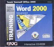 Teach Yourself Word 2000 Advanced box