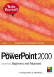 TrainYourself PowerPoint 2000 Beginners and Advanced box