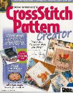 Jane Greenoff's Cross Stitch Pattern Creator box