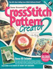 Focus - Jane Greenoff's Cross Stitch Pattern Creator 2 box