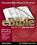 EBible - Deluxe Edition box