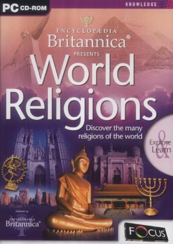 Britannica Presents World Religions box