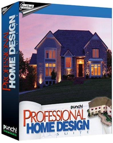 Fasttrak punch professional home design fasttrak software for Professional house design software