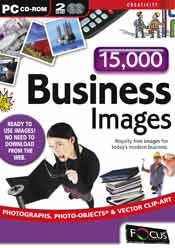 15,000 Business Images box