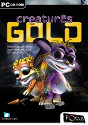 Creatures Gold box