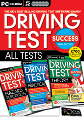 Driving Test Success ALL TESTS New Edition
