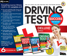 Driving Test Success DELUXE New Edition box