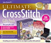 Jane Greeoff's Ultimate Cross Stitch Gift Pack