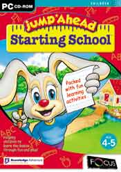 Jump Ahead Starting School box