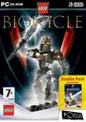 LEGO Bionicle Plus LEGO Galidor:Defenders of the Outer Dimension