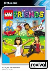 LEGO Friends box