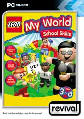 LEGO My World - School Skills box