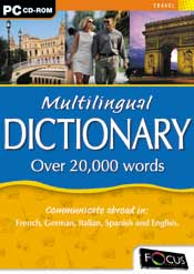 Multilingual Dictionary