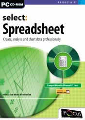 Select:Spreadsheet box
