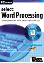 Select:Word Processing