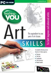 Teaching-you Art Skills box