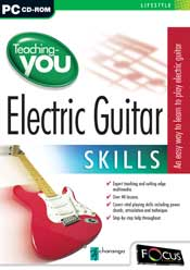 Teaching-you Electric Guitar Skills box