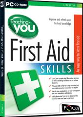 Teaching-you First Aid Skills box