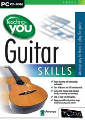 Teaching-you Guitar Skills box