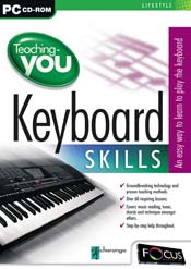 Teaching-you Keyboard Skills box