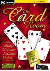 The Card Room box