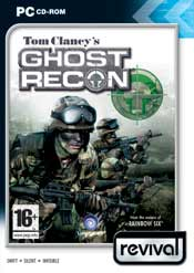 Tom Clancy's Ghost Recon box