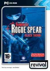 Tom Clancy's Rainbow Six Rogue Spear:Black Thorn box