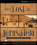 Get Lost in Jerusalem: Explore the Holy Ciry Through Virtual Reality box