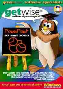 getwise PowerPoint 2000 & 97 box
