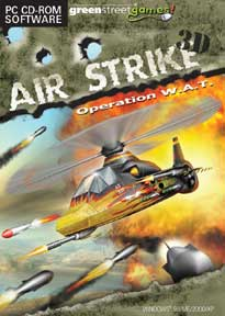 Airstrike 3D: Operation W.A.T  box