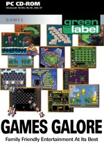 Games Galore box
