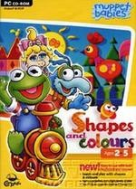 Muppet Babies: Shapes and Colours