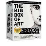 Big Box of Art 800,000 DVD (MAC) box