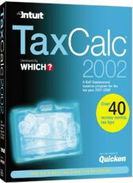 Which? Tax Calc 2002