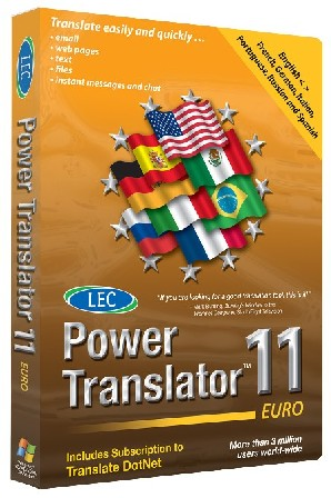 LEC Power Translator 11 Euro box