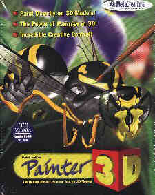 Painter 3D box