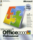 Office 2000 Professional box