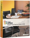 Office Student & Teacher 2003 Standard box