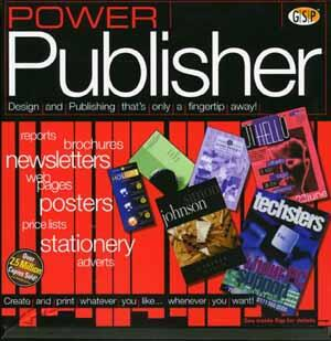 GSP Power Publisher