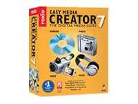 Roxio Easy Creator 7 Digital Media Suite