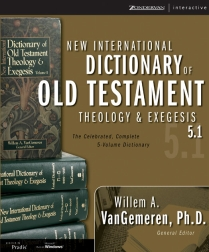 New International Dictionary of Old Testament Theology & Exegesis 5.1 box