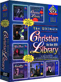 The Ultimate Christian Library on DVD box